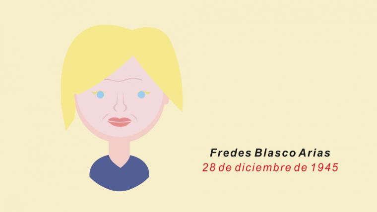 Fredesvinda Blasco